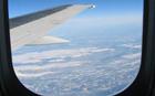 geam avion
