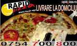 rapid pizza tg. mures